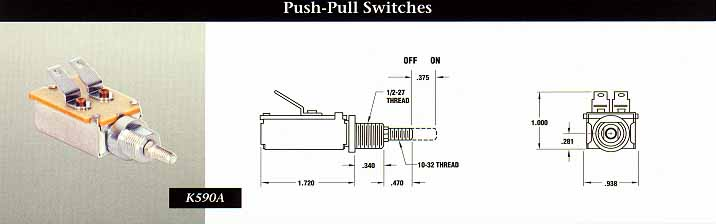 indak switches push pull switches indak switches part number switch